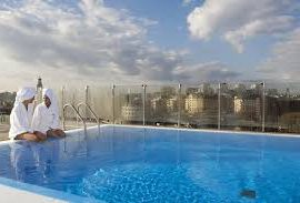 SPA weekend Selma City SPA Stockholm fr. 995 kr